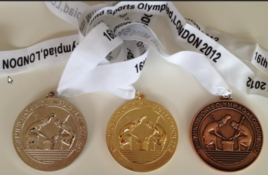 Mind Sports Olympiad medals
