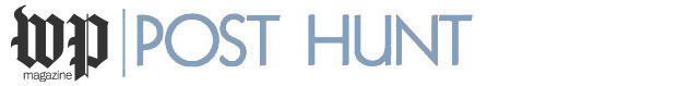 "Washington Post ""Post Hunt"" logo"