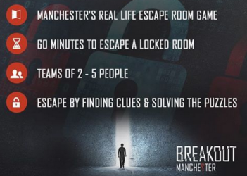 Breakout Manchester description graphic