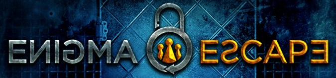 Enigma Escape banner