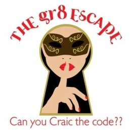 The Gr8 Escape logo