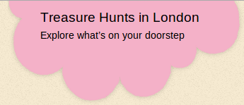 Treasure Hunts in London logo