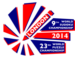 World Puzzle and Sudoku Championships logo