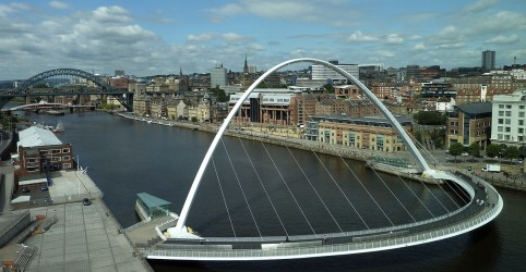 "Adapted from ""Newcastle-upon-Tyne-bridges-and-skyline cropped"" by JimmyGuano - Newcastle-upon-Tyne-bridges-and-skyline.jpg. Licensed under Creative Commons Attribution-Share Alike 4.0 via Wikimedia Commons - http://commons.wikimedia.org/wiki/File:Newcastle-upon-Tyne-bridges-and-skyline_cropped.jpg#mediaviewer/File:Newcastle-upon-Tyne-bridges-and-skyline_cropped.jpg"