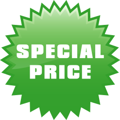 """Special Price"" sticker"