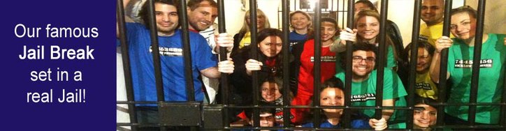 "adventure.ie's ""jail break"" activity"