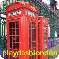 DASH London telephone boxes