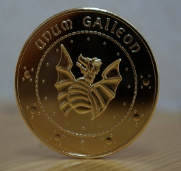 galleon coin