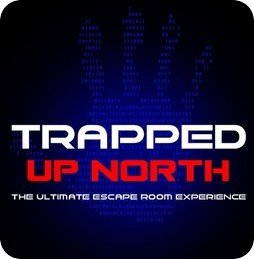 Trapped Up North logo