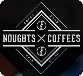 Noughts and Coffees logo