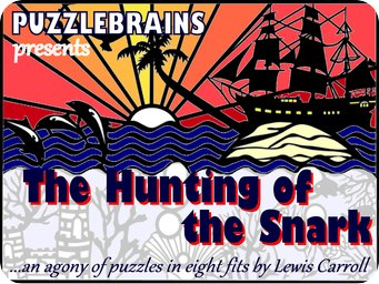 The Hunting of the Snark campaign logo