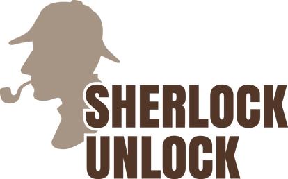 Sherlock Unlock logo