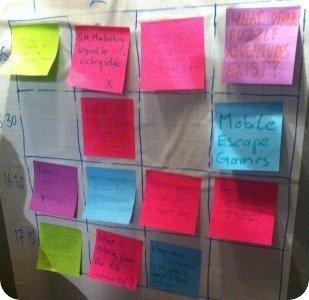 The Great Escape UK topic board