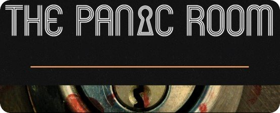 The Panic Room logo