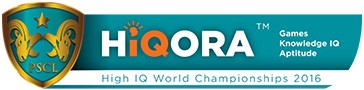 High IQ World Championships logo