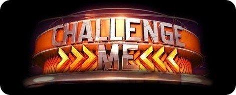 """Challenge Me"" logo"