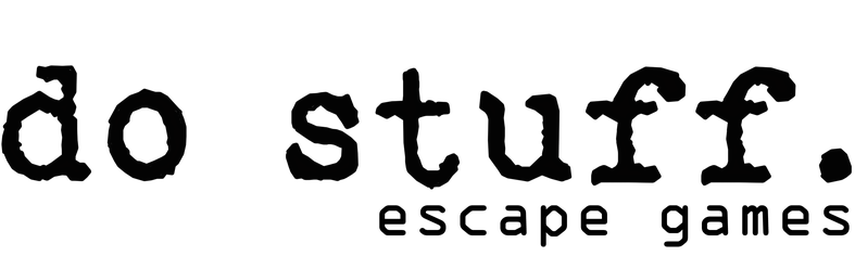 Do Stuff Escape Games Logo