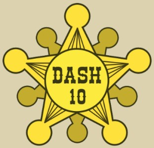 DASH 10 logo
